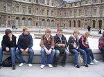 'Cour Carr�e' des Louvre