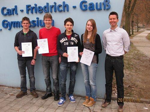 Sieger des Studieninformationstages an der Uni Regensburg
