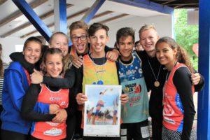 Die Beachvolleyball Berlin-Fahrer 2017