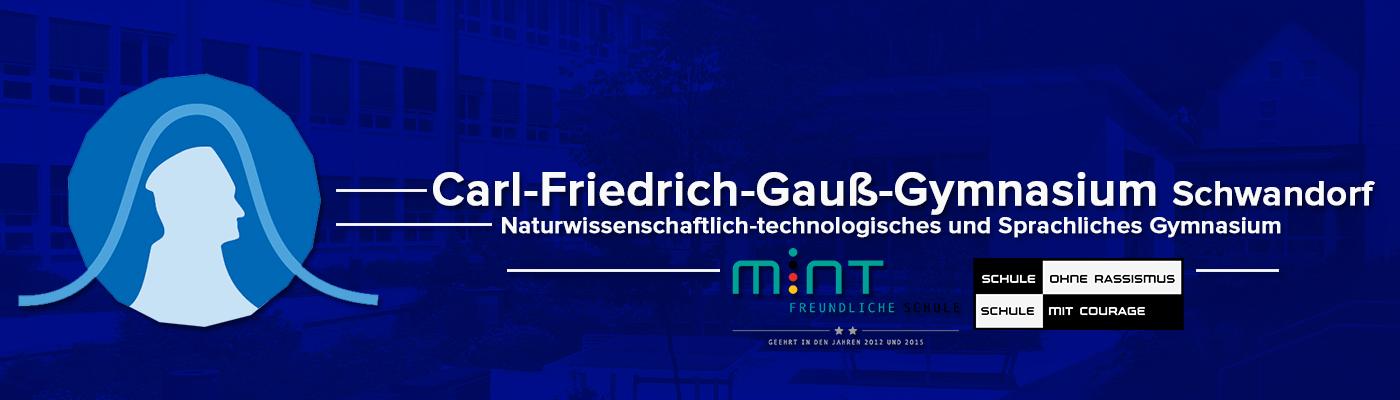 Carl-Friedrich-Gauß Gymnasium Schwandorf